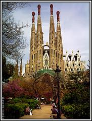 La Sagrada Familia -